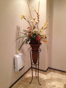 Arrangement fleural