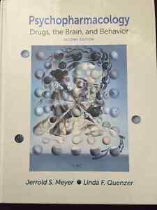 Health psychology, psychopharmacology and anthropology textbooks