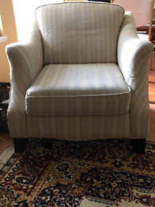 Corner Accent Chair for sale