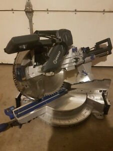 *NEW* KOBALT 12in  DOUL-BEVEL  COMPOUND MITER SAW