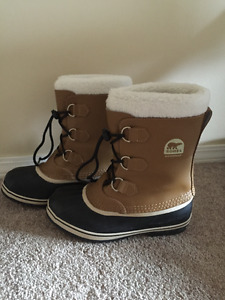 Brand New Youth Sorel Boots