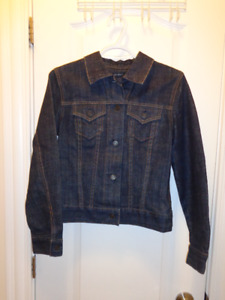 Like new - Gap jean jacket, XS / S (paid over $100)