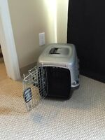 Small petmate dog kennel