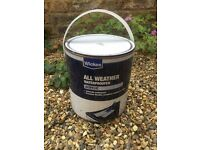 Wickes Acrylic High Performance Roof Waterproofer - 4L Paint