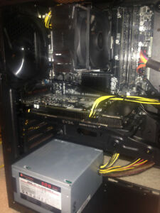 Gaming PC | FX-6300 | GTX 750Ti FTW | 128GB SSD | 500GB HDD