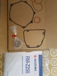 RM-Z250 Owners kit