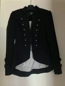 Perfect condition military style blazer for women