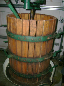 Wine press for sale