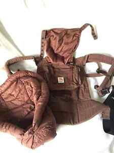 Original Ergo baby carrier and insert
