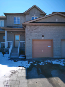 Beautiful 2 storey for lease, renovated GREAT location!