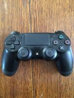 PS 4 controller-no charging cable