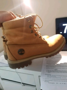 TIMBERLANDS FOR STEAL