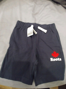 Boy Roots Shorts 5T - NEW!