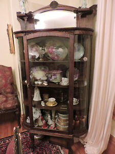 Antique/Vintage Display/Cabinet