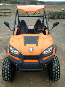 KIDS SIDE by SIDE!! GIO 200cc UTV   **$19 per WEEK oac**