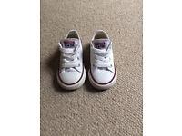 Infant converse size 6!