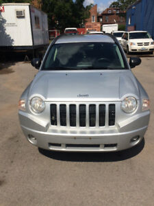 2008 Jeep Compass Certified and Etested