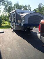 10ft Palomino pop up trailer