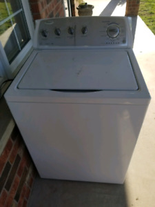 Whirlpool washer washing machine