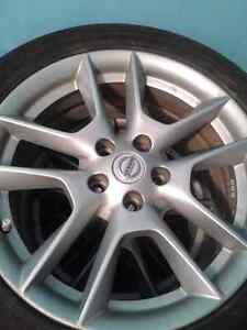 Goodyear RS-A All Season Tires & Rims  Kitchener / Waterloo Kitchener Area image 2