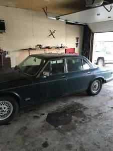 1986 Jaguar XJ6 Sedan Running and Driving $1000 Firm!