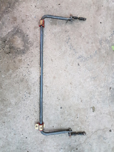 BMW e30 performance sway bar 19mm