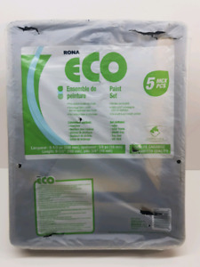 Eco Paint Tray Kit with roller and tray insert