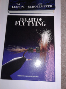 The Art of Fly Tying  John van Vliet