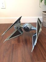 Star Wars Tie Inteceptor Fighter (2001)