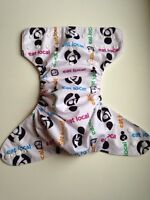 (2) Cloth Diapers - Eat Local print