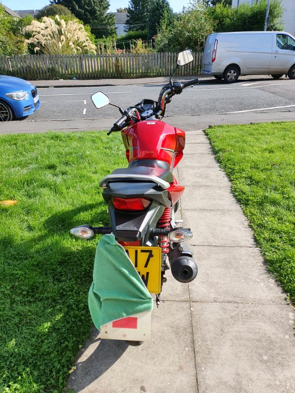 Honda vfr 800 fi | in Ayr, South Ayrshire | Gumtree