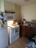 1 bedroom apt in Wolfville close to Acadia