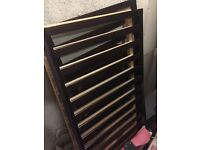 Brown Mothercare cot £20