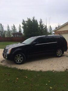 Cadillac SRX V8