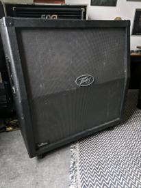 Peavey ValveKing 4x12 guitar cab