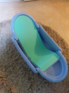 Portable Infant Bathtub