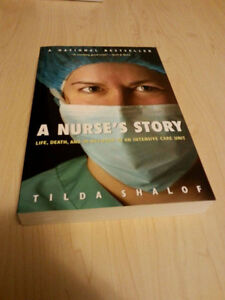 "Selling ""A Nurse's Story"" by Tilda Shalof"