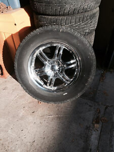 Rims for Honda Ridgeline Or Pilot