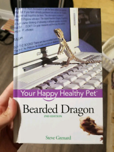 Bearded Dragon Care Book