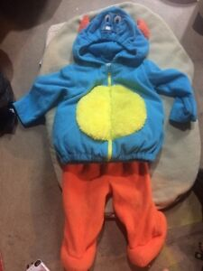 Carters 18 months monster costume