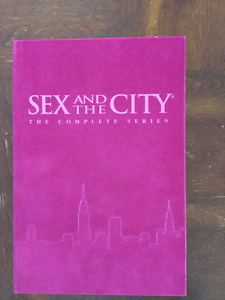 Sex and the city - 6 seasons!