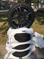 "Mercedes B ,C series E series Glk 17"" winter kit"