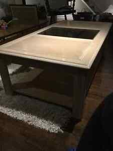 Coffee table & 2 end tables Kitchener / Waterloo Kitchener Area image 3