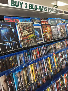 Blu Rays 3 for $10 Peterborough Peterborough Area image 1