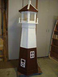 Large Decorative Lighthouse