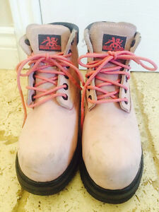 Moxie Trades Steel Toed Boots