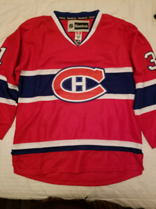Authentic Carey Price Montreal Canadiens Reebok Jersey