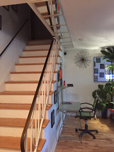 BEAUTIFUL TOW HOUSE FOR SUBLET 1OCT-1NOV