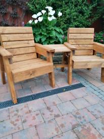 Jack&Jill Seat. Garden Furniture. Garden seat