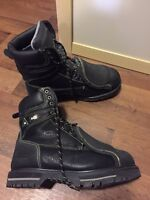Size 13 Steel Toed Boots